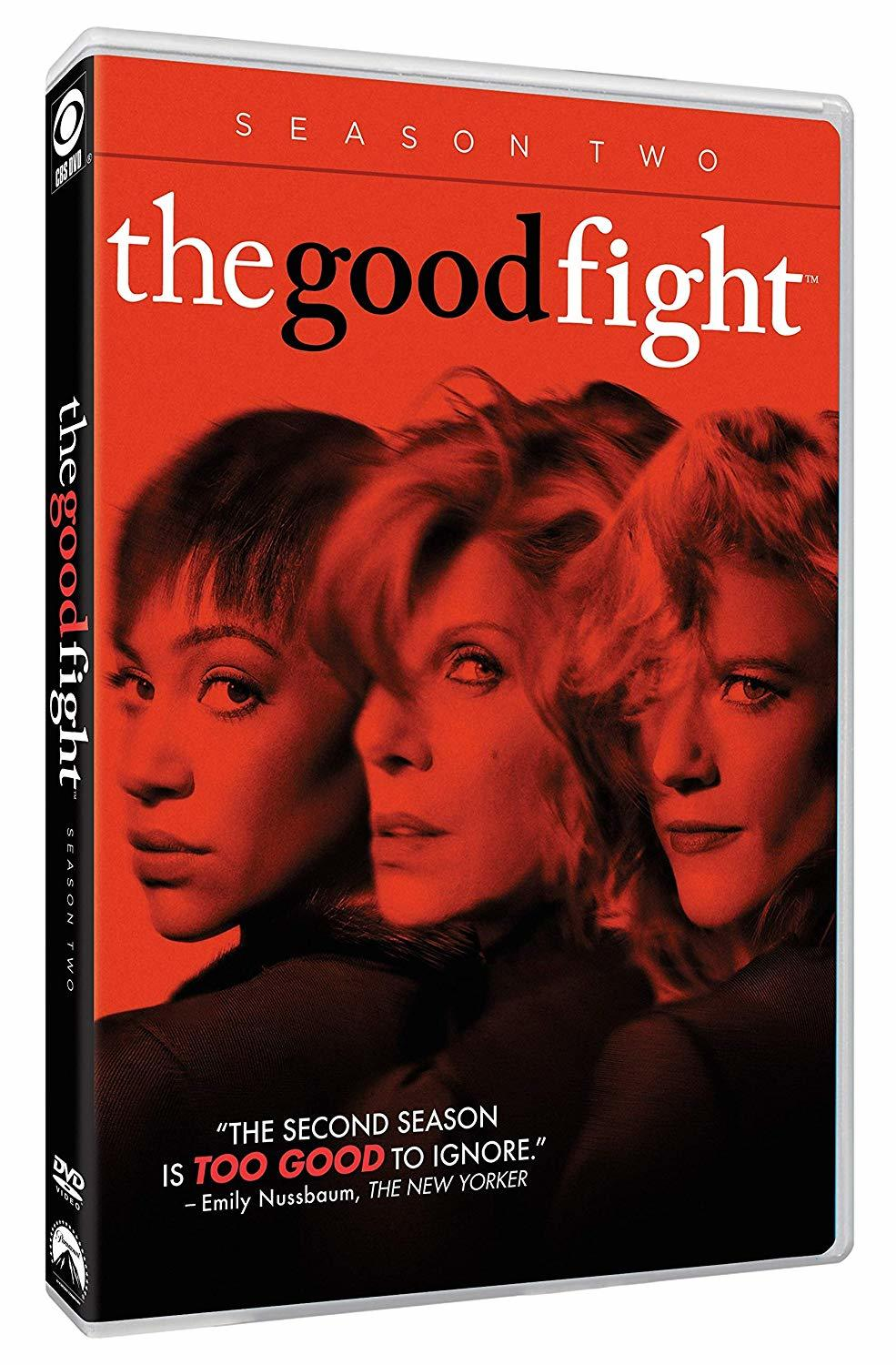 COF.THE GOOD FIGHT - STAGIONE 2 (4 DVD) (DVD)