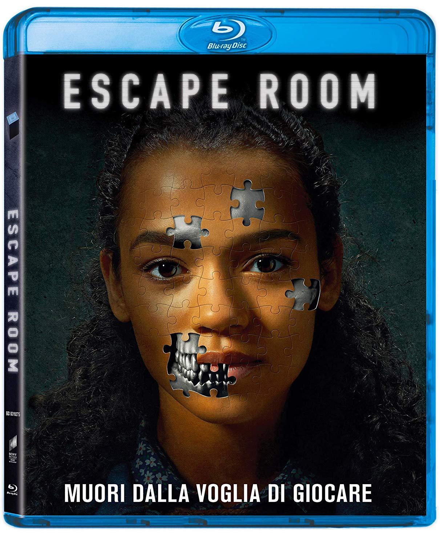 ESCAPE ROOM - BLU RAY