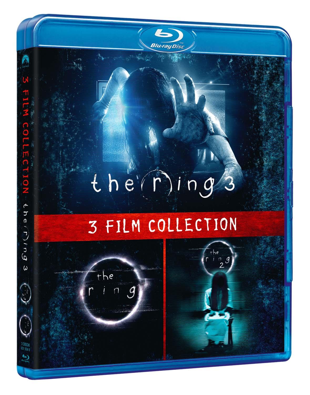 COF.THE RING - COLLEZIONE 3 FILM (3 BLU-RAY)