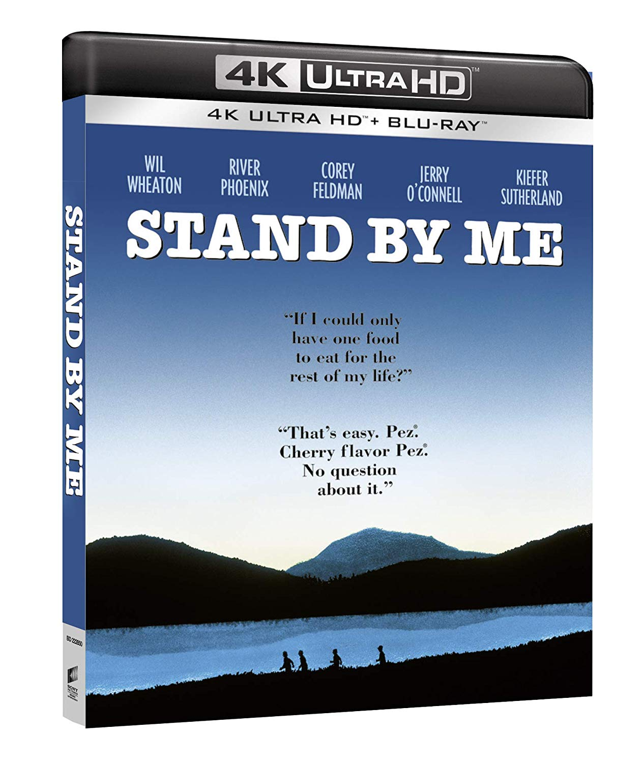 STAND BY ME (BLU-RAY 4K ULTRA HD+BLU-RAY)