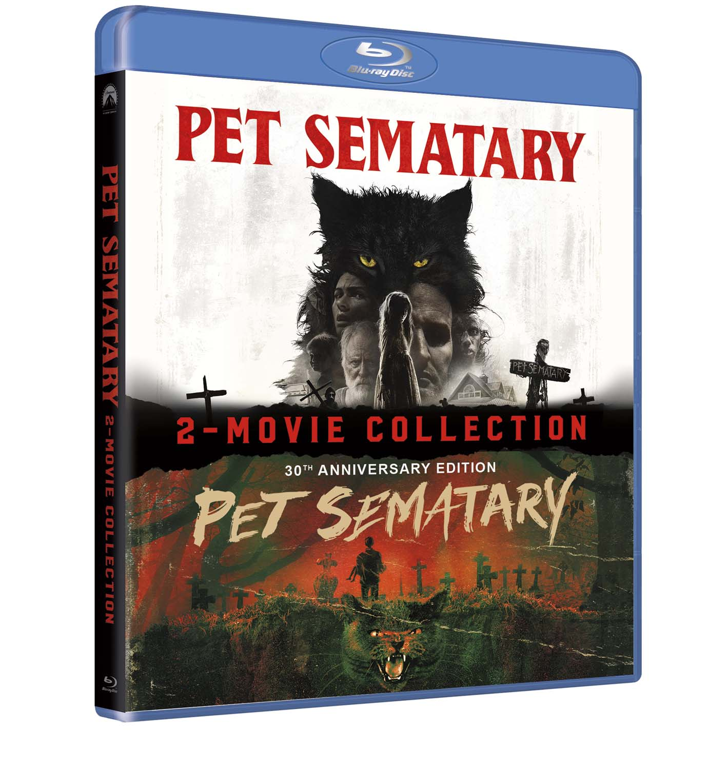 COF.PET SEMATARY COLLECTION (2 BLU-RAY)