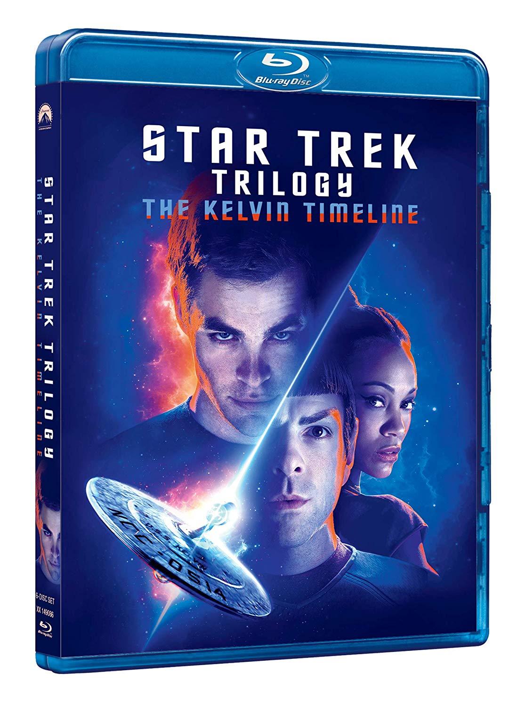 COF.STAR TREK - THE KELVIN TIMELINE LIMITED EDITION (3 BLU-RAY)
