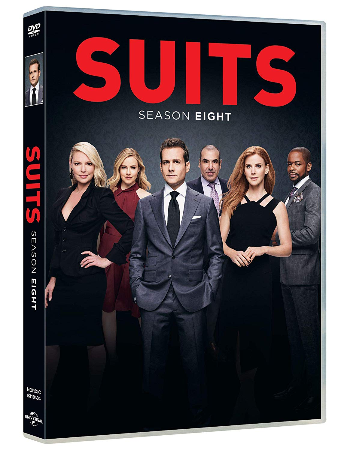 COF.SUITS - STAGIONE 08 (4 DVD) (DVD)
