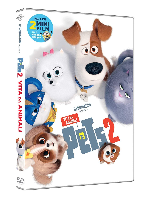 PETS 2 - VITA DA ANIMALI (DVD)