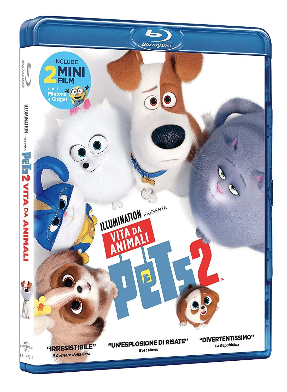 PETS 2 - VITA DA ANIMALI - BLU RAY