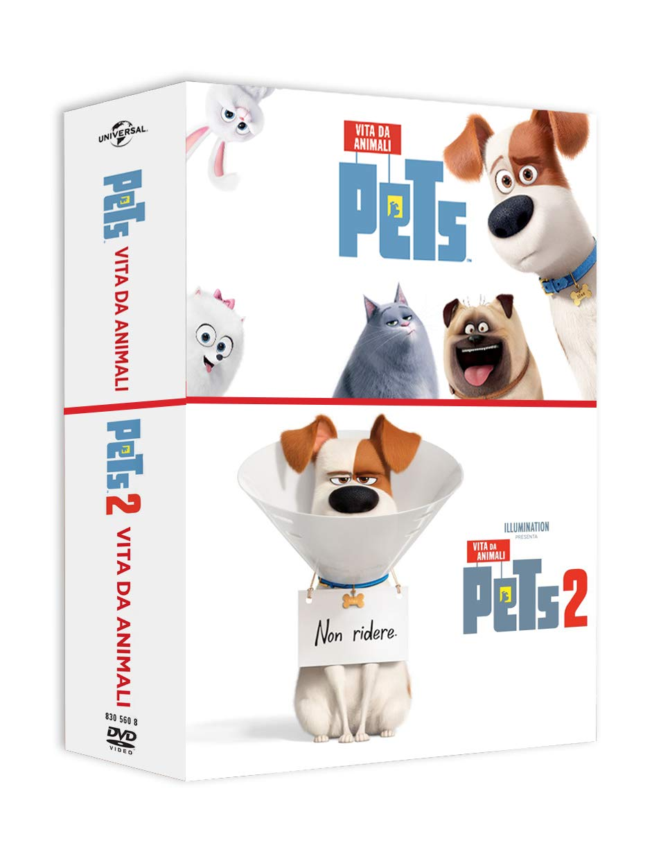 COF.PETS COLLECTION (2 DVD) (DVD)
