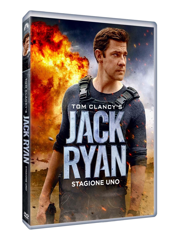 COF.JACK RYAN - STAGIONE 01 (3 DVD) (DVD)