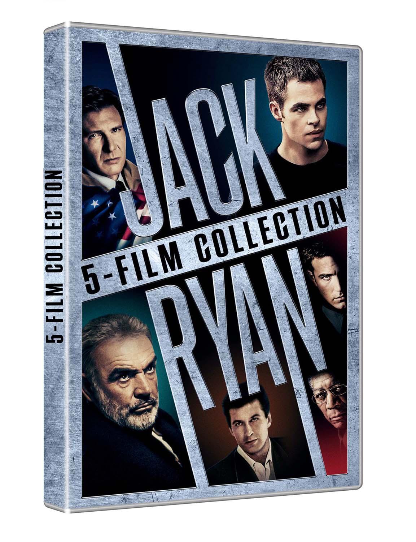 COF.JACK RYAN COLLECTION (5 DVD) (DVD)