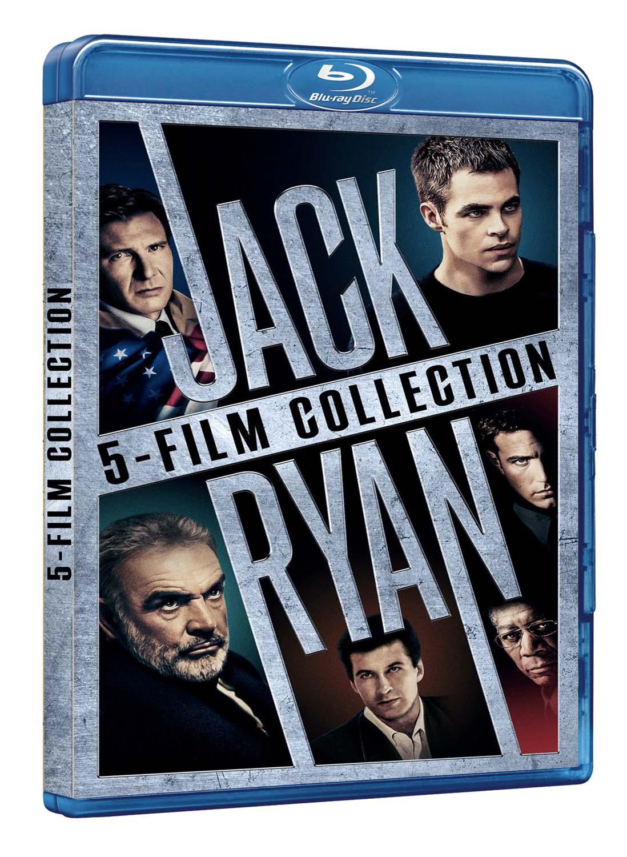 COF.JACK RYAN COLLECTION (5 BLU-RAY)