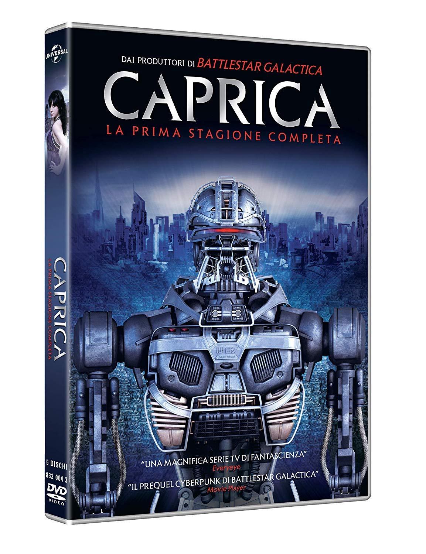 COF.CAPRICA - STAGIONE 01 (5 DVD) (DVD)
