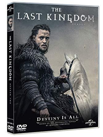 COF.THE LAST KINGDOM - STAGIONE 02 (3 DVD) (DVD)