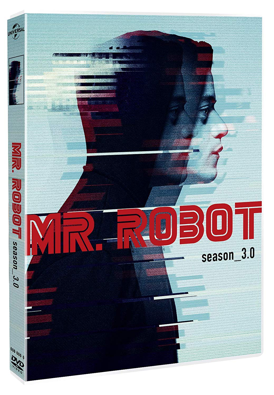 COF.MR. ROBOT - STAGIONE 03 (3 DVD) (DVD)