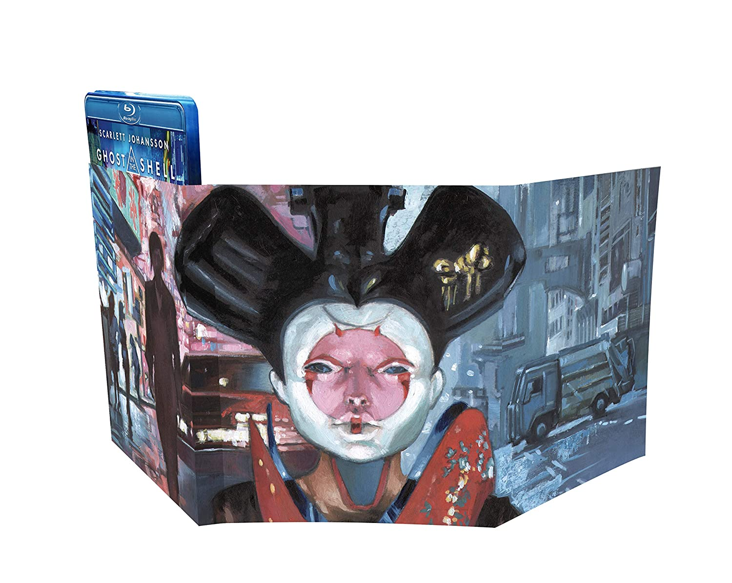 GHOST IN THE SHELL - GRAPHIC ART COLLECTION (LIMITED EDITION) (