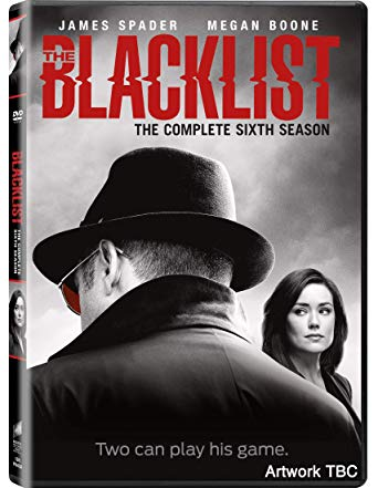 COF.THE BLACKLIST - STAGIONE 06 (6 DVD) (DVD)