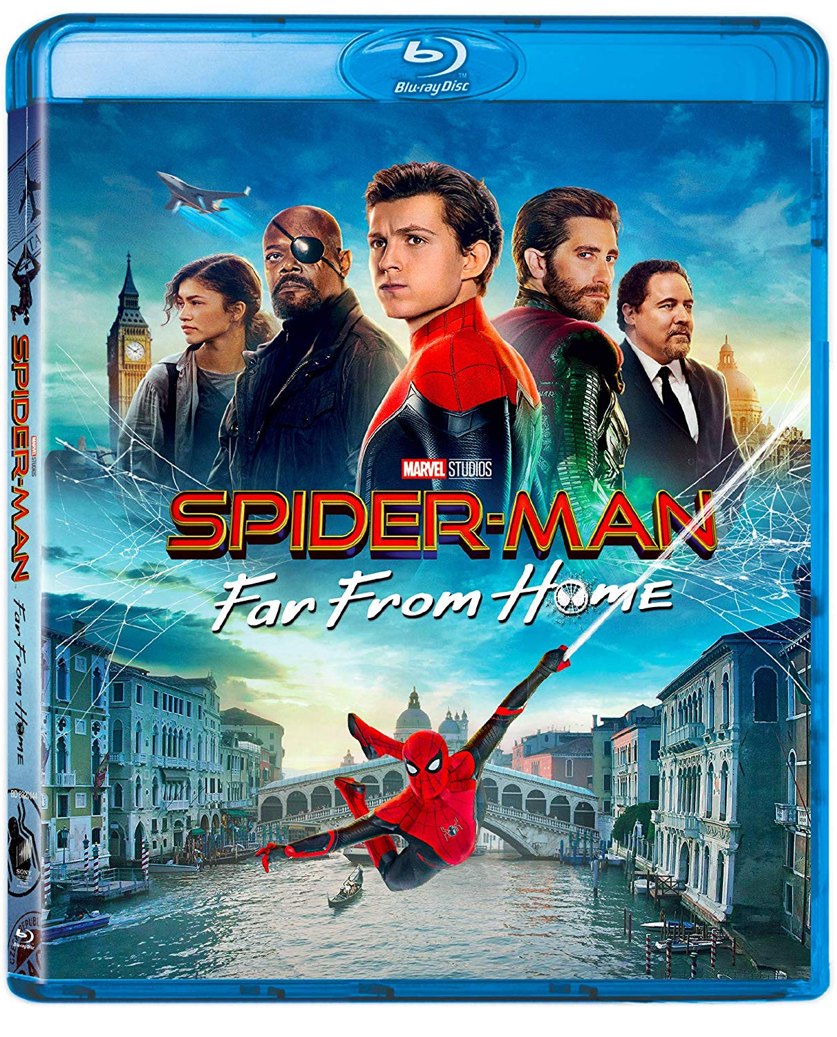 SPIDER-MAN: FAR FROM HOME - BLU RAY