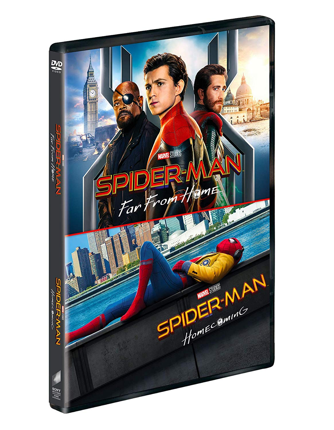 COF.SPIDER-MAN: FAR FROM HOME / HOMECOMING (2 DVD) (DVD)