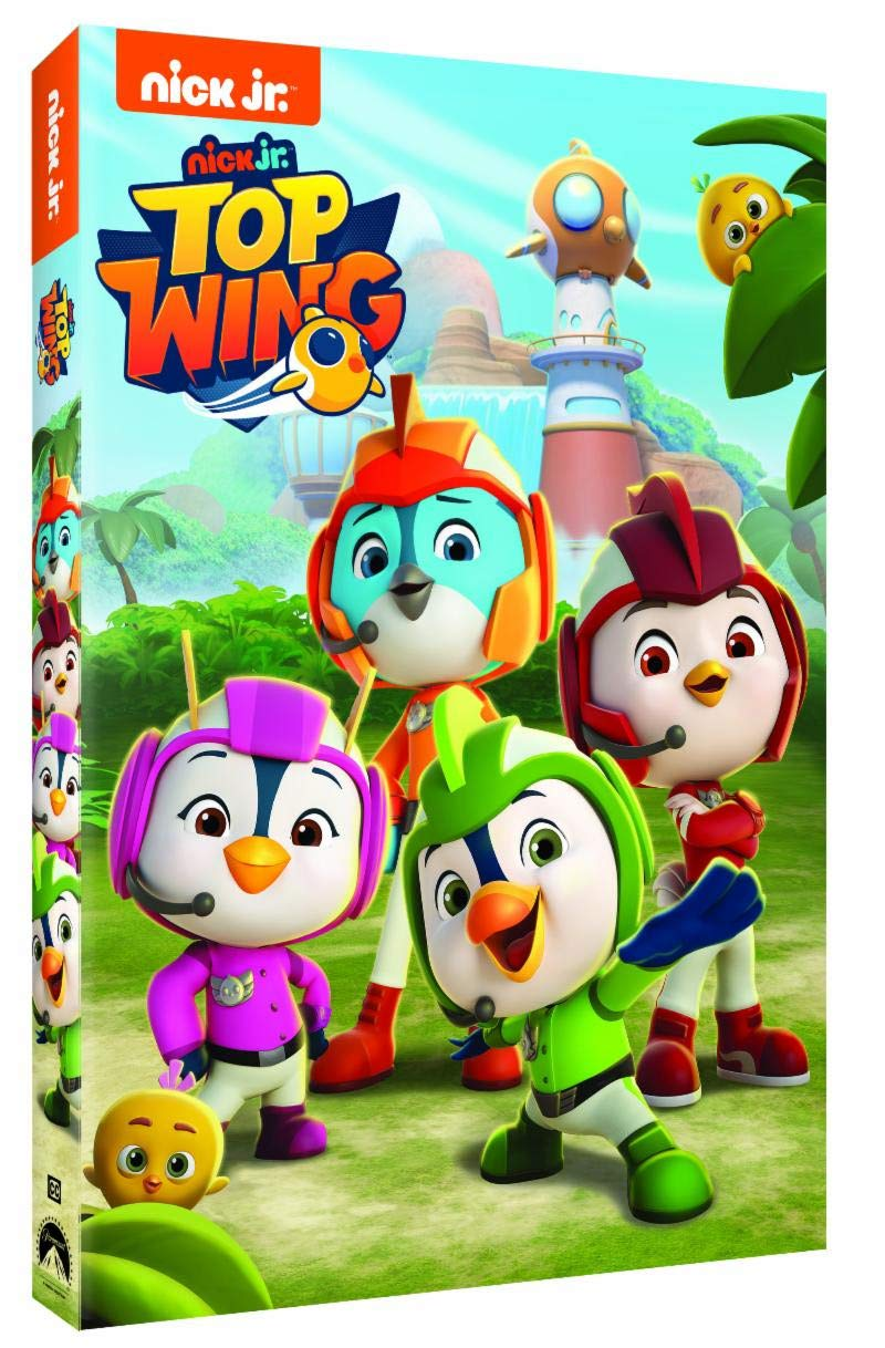 TOP WING (DVD)