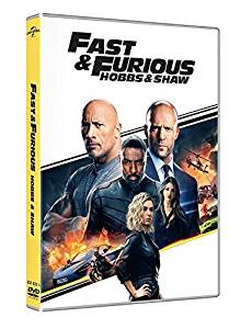 FAST & FURIOUS - HOBBS & SHAW (DVD)