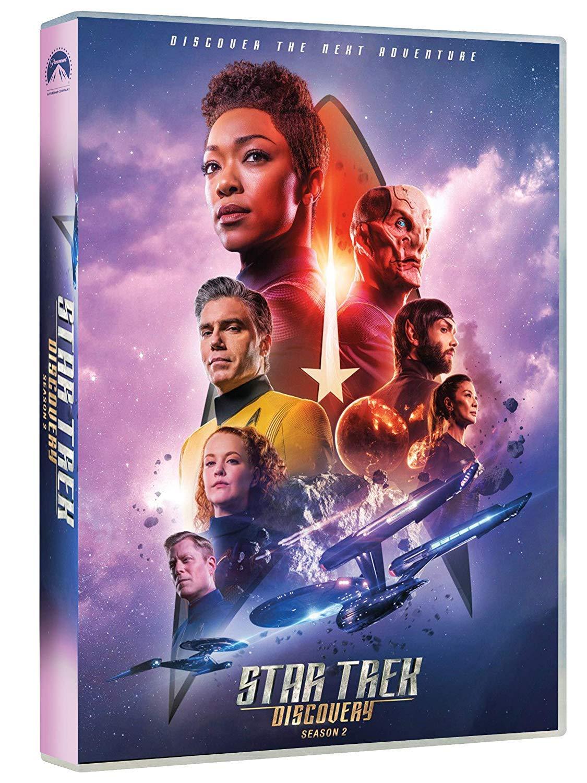 COF.STAR TREK: DISCOVERY - STAGIONE 02 (4 DVD) (DVD)