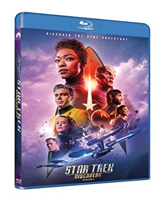 COF.STAR TREK: DISCOVERY - STAGIONE 02 (4 BLU-RAY)