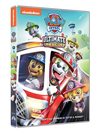 PAW PATROL - ULTIMATE RESCUE (DVD)
