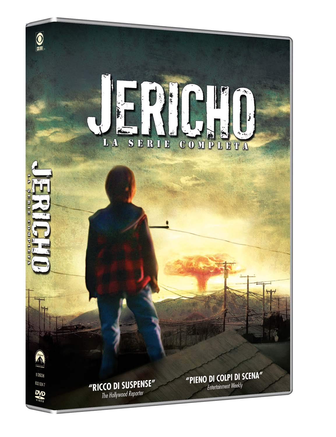 COF.JERICHO - COMPLETE COLLECTION (8 DVD) (DVD)