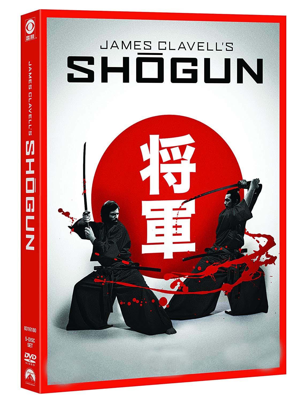 COF.SHOGUN - STAGIONE 01 (5 DVD) (DVD)