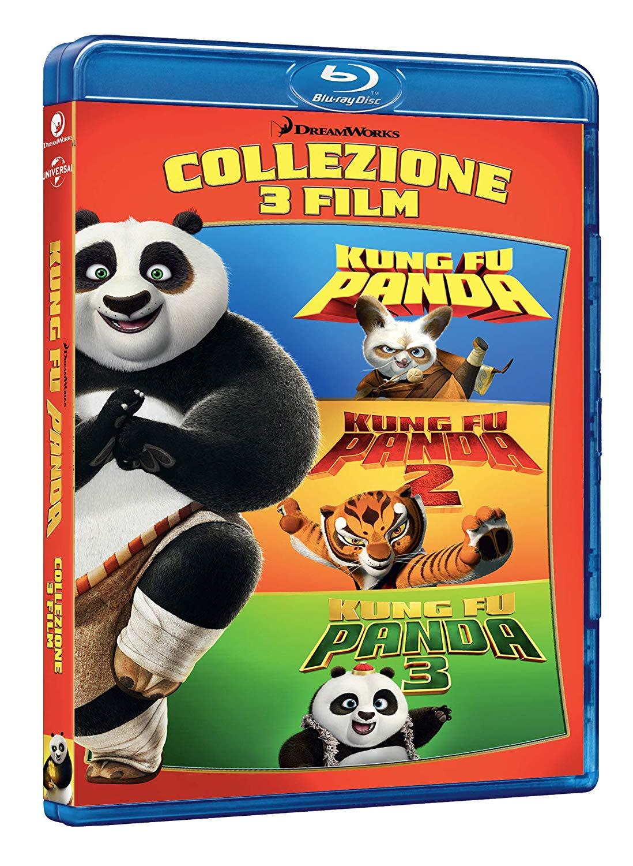 COF.KUNG FU PANDA COLLECTION (3 BLU-RAY)