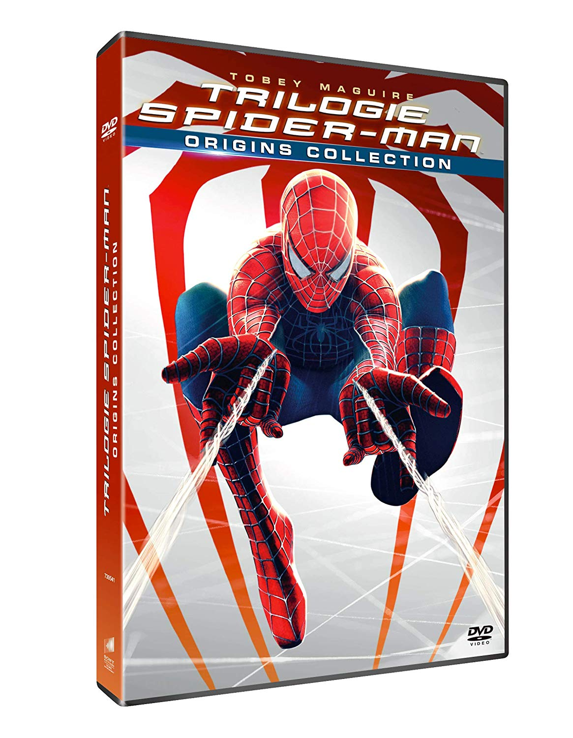 COF.SPIDER-MAN - ORIGINS COLLECTION (3 DVD) (DVD)