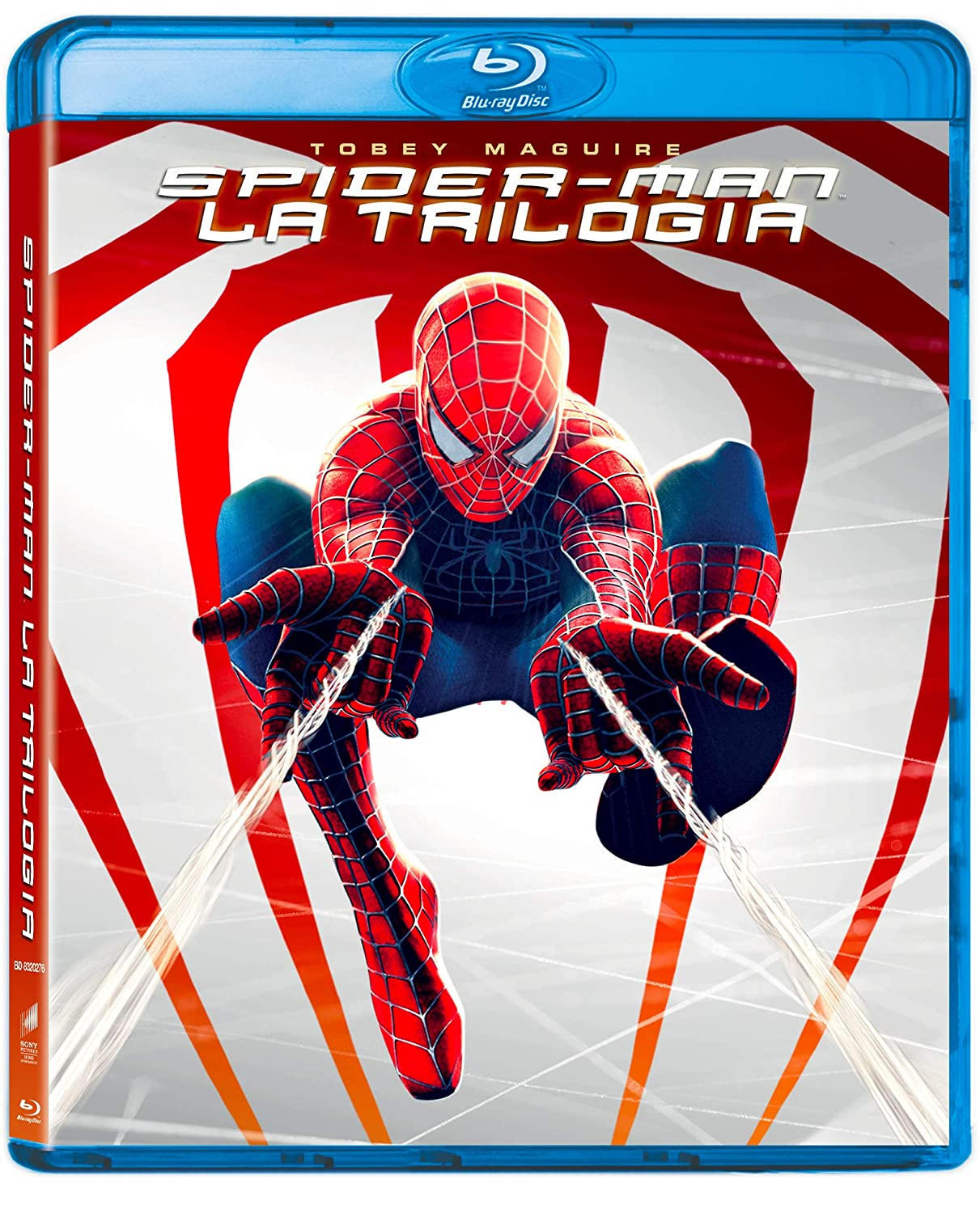 COF.SPIDER-MAN - ORIGINS COLLECTION (3 BLU-RAY)