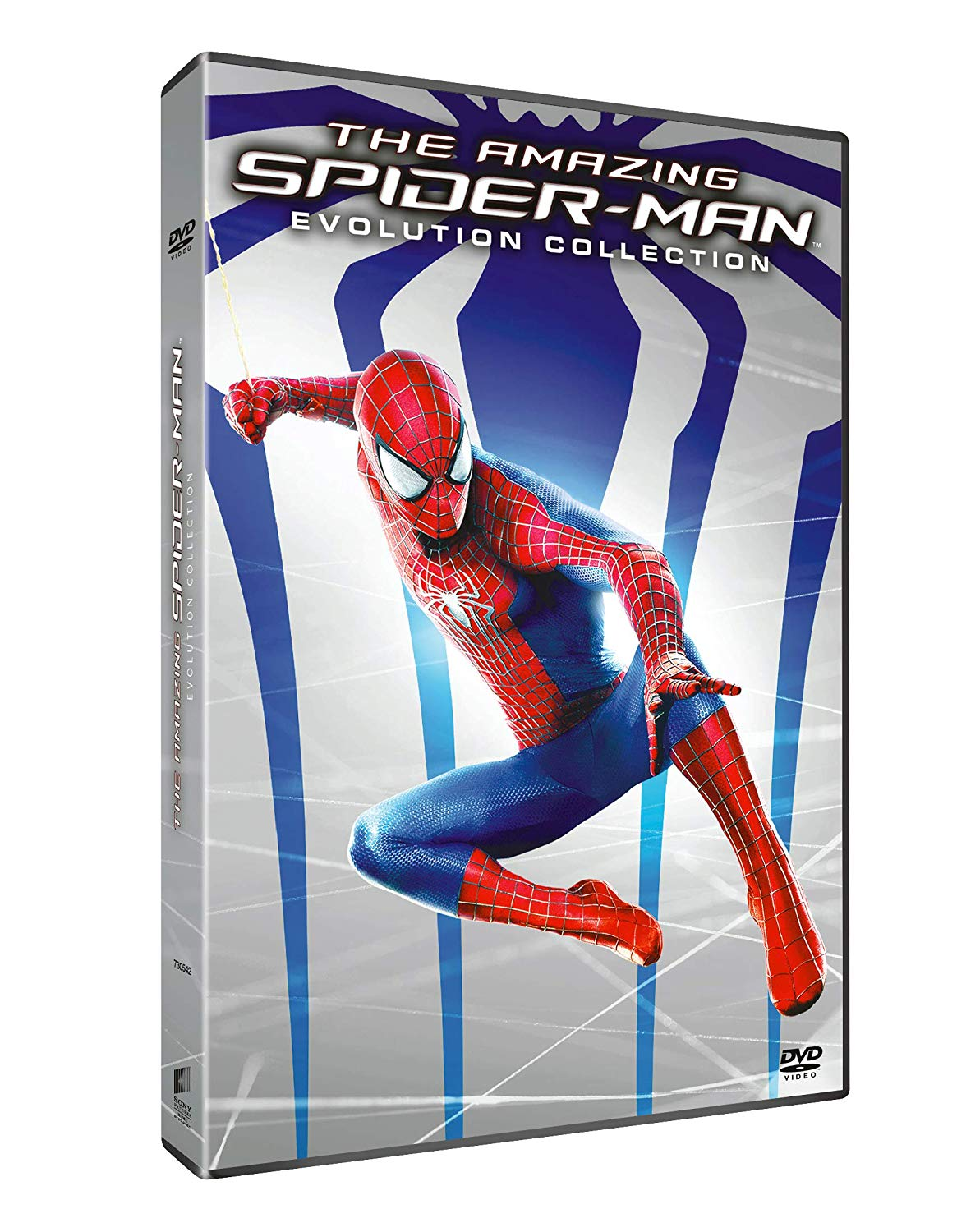 COF.THE AMAZING SPIDER-MAN - EVOLUTION COLLECTION (2 DVD) (DVD)
