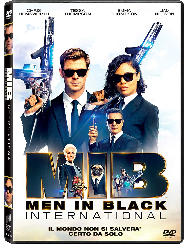 MEN IN BLACK INTERNATIONAL (DVD)