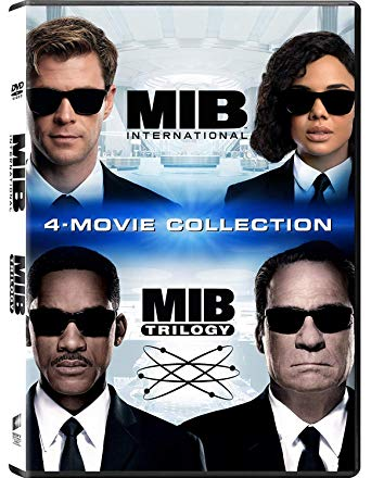 COF.MEN IN BLACK COLLECTION (4 DVD) (DVD)