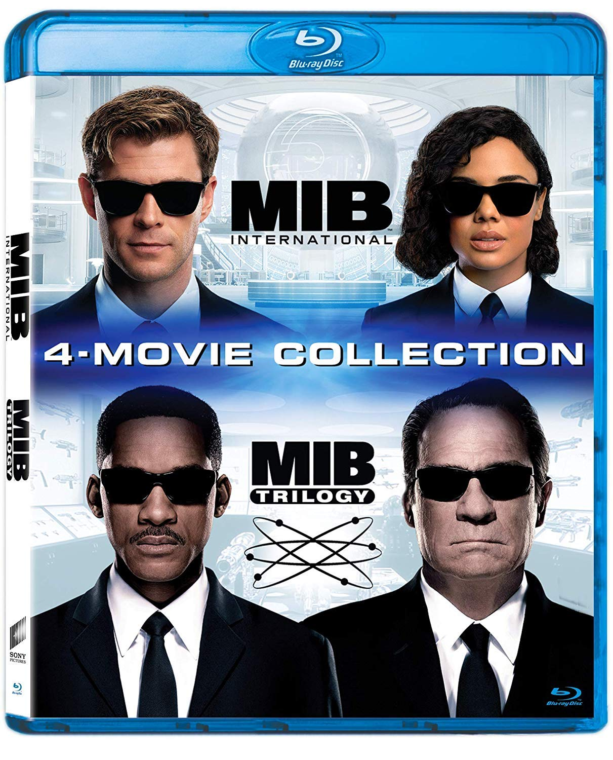 COF.MEN IN BLACK COLLECTION (4 BLU-RAY)