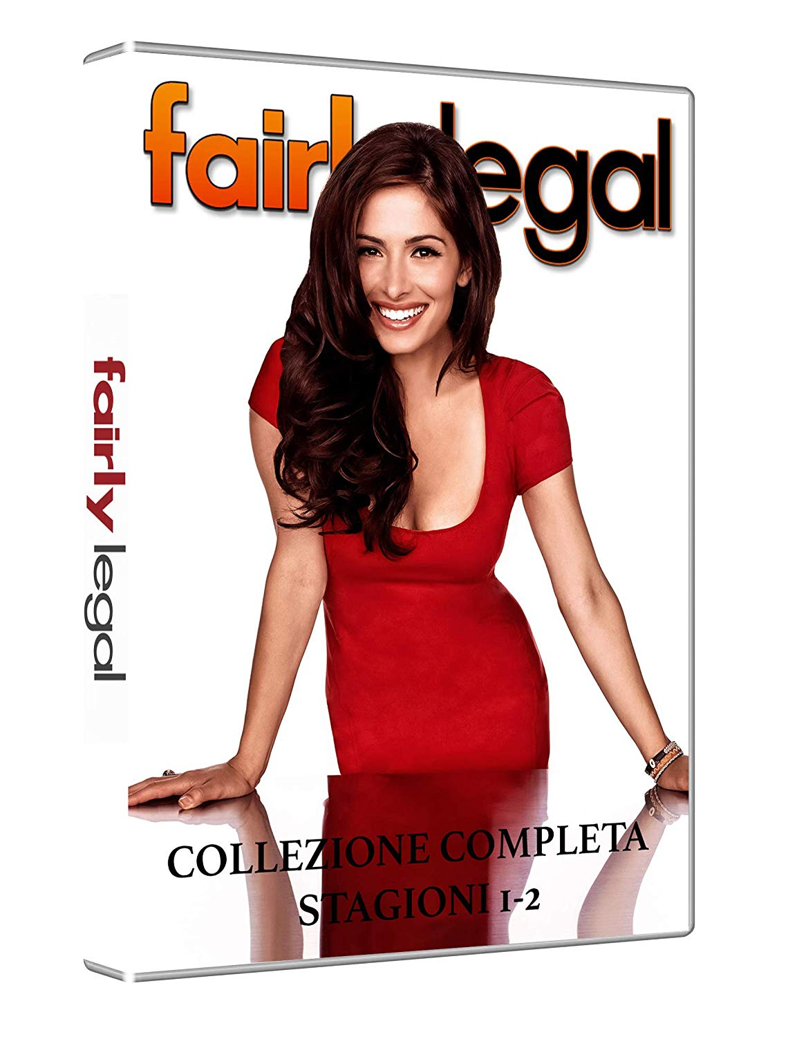 COF.FAIRLY LEGAL - STAGIONE 01-02 (7 DVD) (DVD)