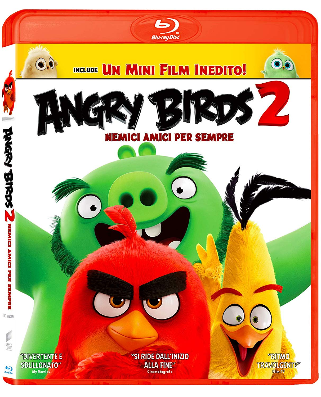 ANGRY BIRDS 2 - BLU RAY