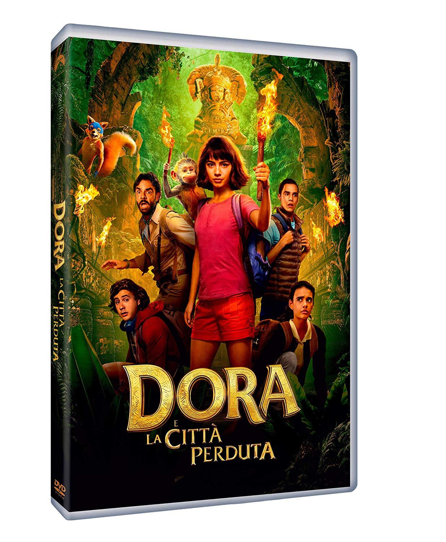 DORA E LA CITTA' PERDUTA (DVD)