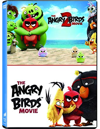 COF.ANGRY BIRDS COLLECTION (2 DVD) (DVD)