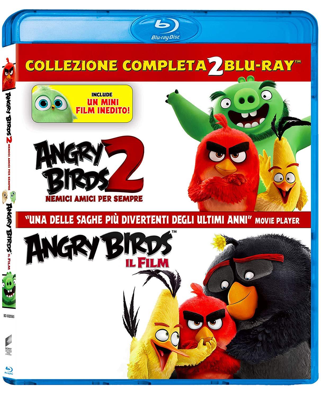 COF.ANGRY BIRDS COLLECTION (2 BLU-RAY)