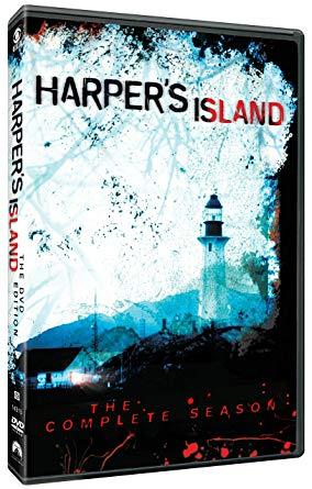 COF.HARPER'S ISLAND - STAGIONE 01 (4 DVD) (DVD)