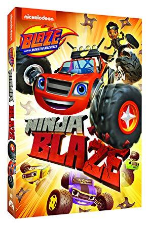 BLAZE E LE MEGA MACCHINE - NINJA BLAZE (DVD)