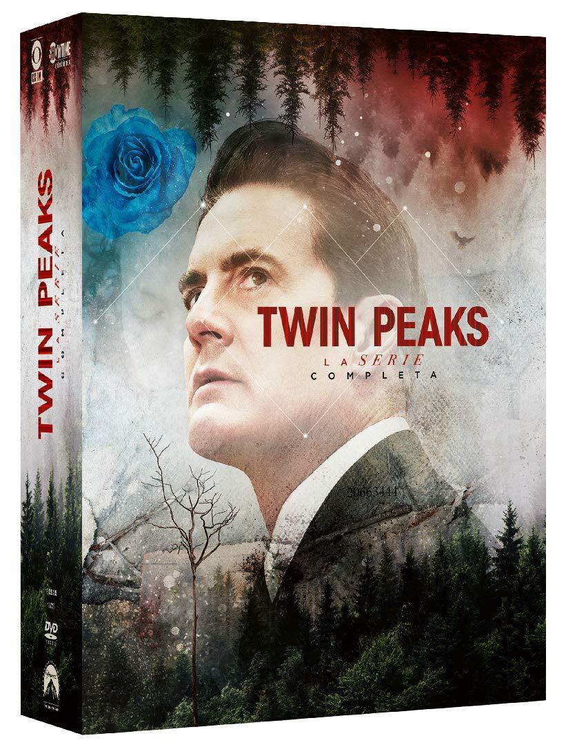 COF.TWIN PEAKS COLLEZIONE COMPLETA STAG. 1-3 (20 DVD) (DVD)