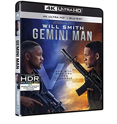 GEMINI MAN - 4K ULTRA HD + BLU-RAY