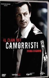 COF.IL CLAN DEI CAMORRISTI - STAGIONE 01 (DVD)