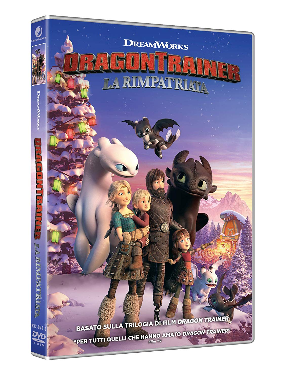 DRAGON TRAINER - LA RIMPATRIATA (DVD)