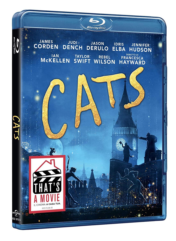 CATS (2019) - BLU RAY