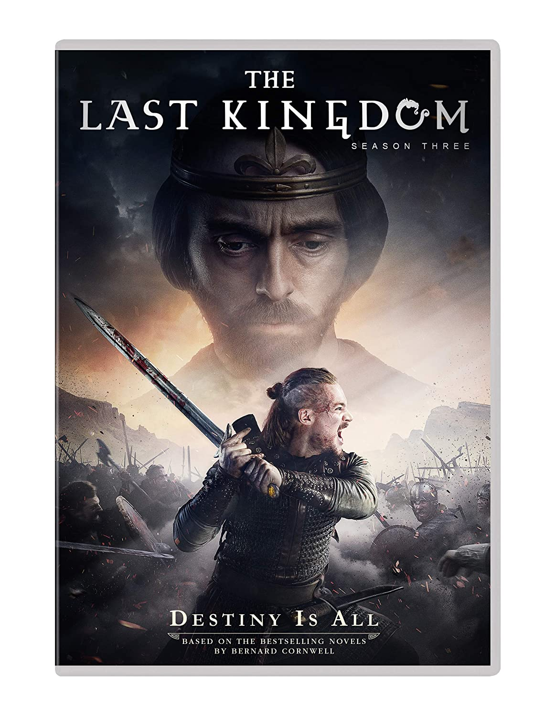 COF.THE LAST KINGDOM - STAG.03 (3 DVD) (DVD)
