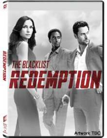 COF.THE BLACKLIST REDEMPTION - STAGIONE 1 (2 DISCHI) (DVD)