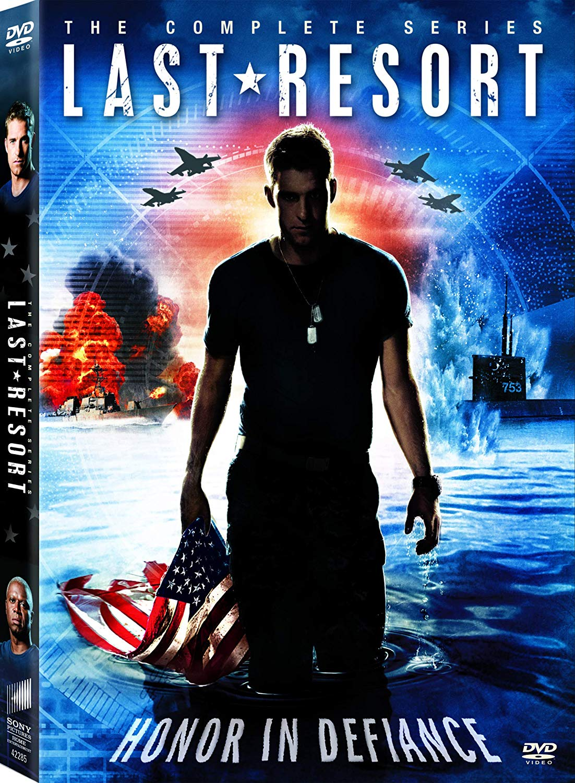 COF.LAST RESORT - STAGIONE 1 (3 DISCHI) (DVD)