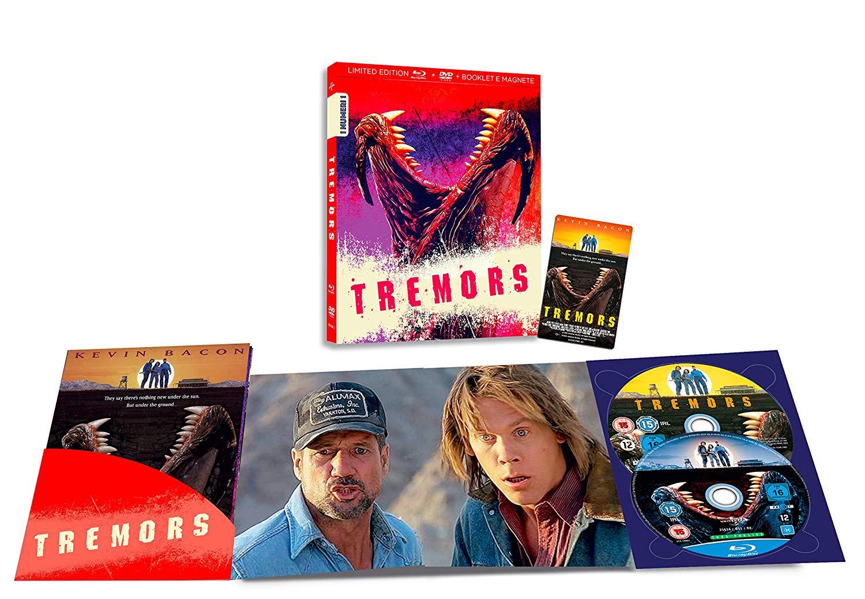TREMORS (BLU-RAY+DVD)
